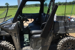 Polaris Ranger w/ Sidekick Mount