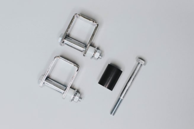 Square Tube Adapter Kit