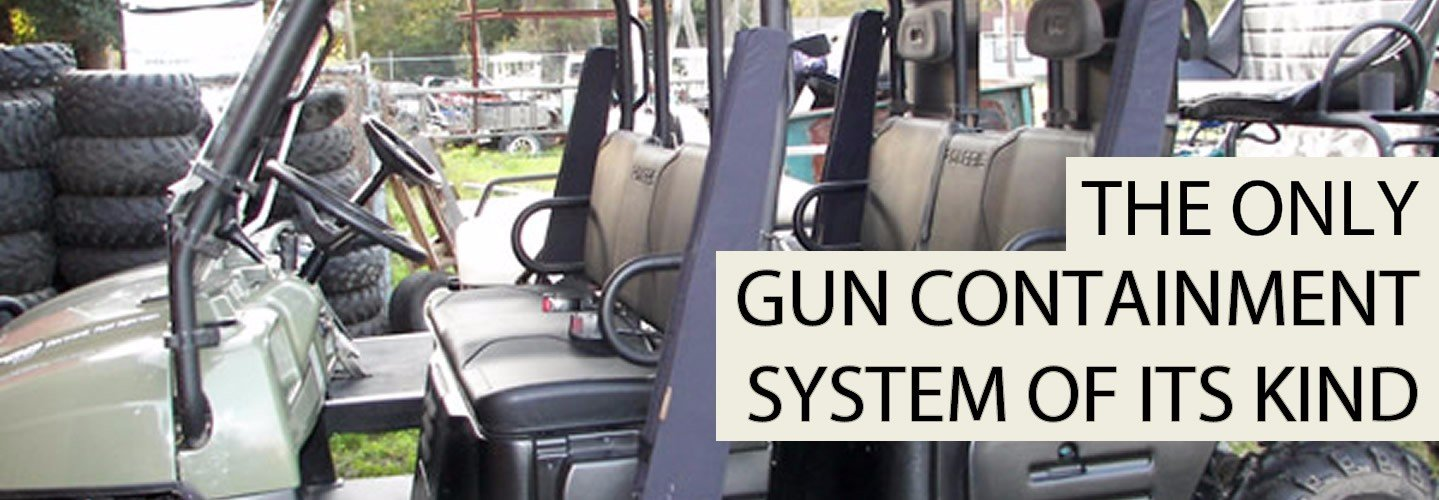 The Only Gun Containment System of Its Kind